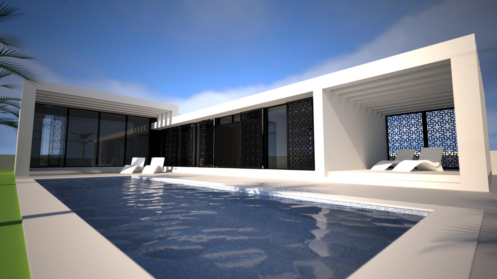 Villa Adriana - Alternative Design - Whi