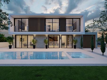 Final Design for new villa in Alcudia - Mallorca