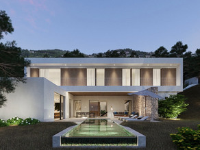 Another beauty offered by A3 Luxury Living on the Son Vida golfresort.