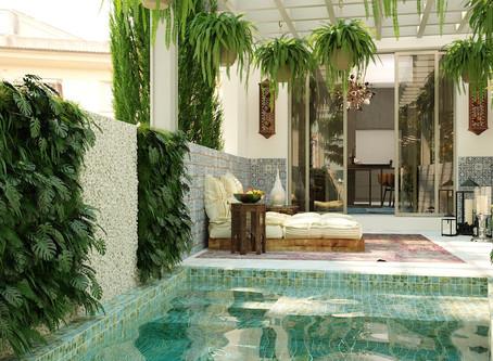 Unique newbuild Townhouse with Pool in Santa Catalina - Palma  - 975.000€