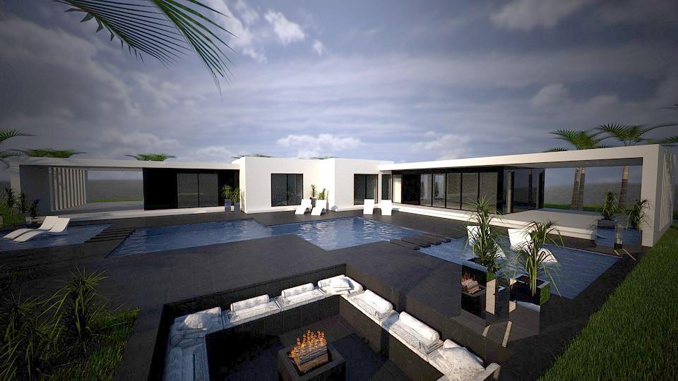 200m2 Villa Concept - RevA - DRAFT Rende