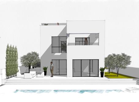 Modern 3 bedroom villa boasting great seaviews in Colonia de Sant Pere @Mallorca