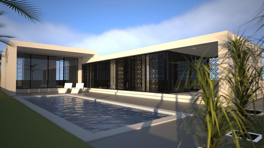 Villa Adriana - Draft Alternative Design