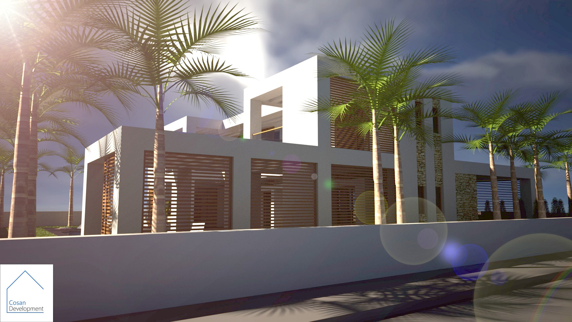 Villa Angelica - Model XL - Base Model -