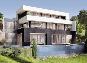 Sneak preview on this new and amazing project at the highest point in Altea Hills.