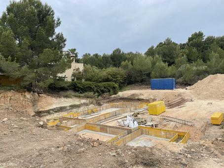 Excavation @ Nova Santa Ponsa - Mallorca