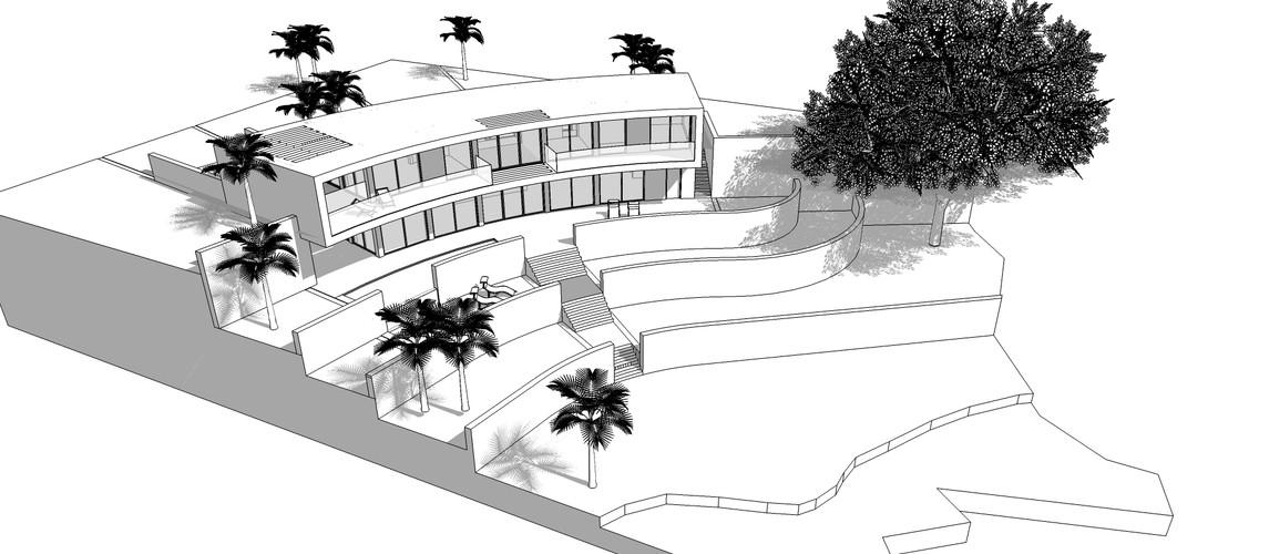 Calle Bela Batok - Initial Concept Desig