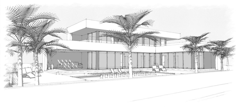 Villa Sexton - Concept Model - Image8.jp
