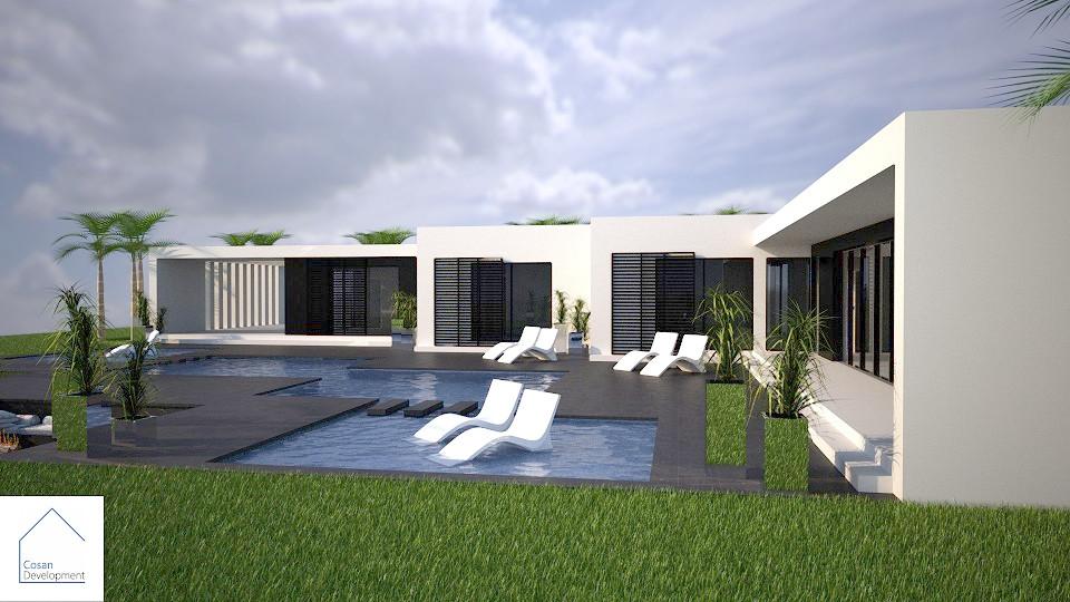 200m2 Villa Concept - RevA - Image2 - Dr