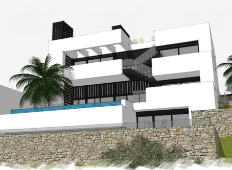 Villa Horizon in Altea Hills is now for sale for 1.625.000€