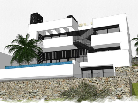 Villa Horizon in Altea Hills is now for sale for 1.625.000€