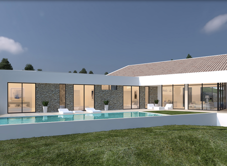 New villa project soon to be started in Javea - Costa Blanca