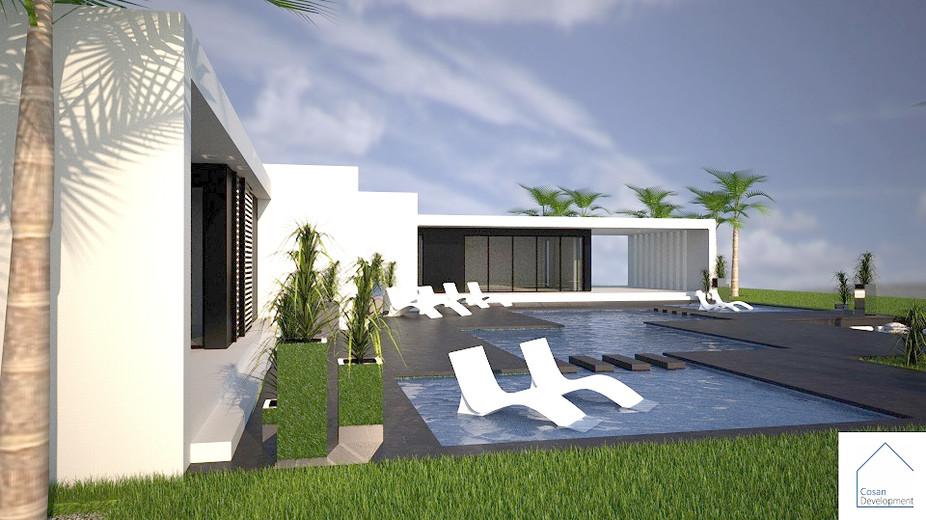 200m2 Villa Concept - RevA - Image4 - Dr