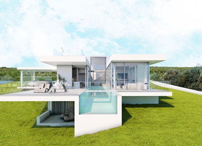 Mind blowing new design villa in Son Gual - Mallorca A3 Luxury Living offers this @ 1.2 million