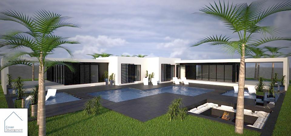 200m2 Villa Concept - RevA - Image1 - Dr