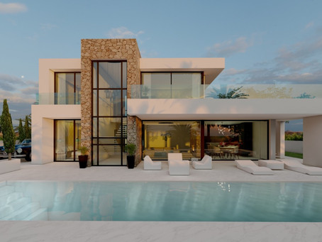 Another villa to construct in Colonia de Sant Pere - Mallorca