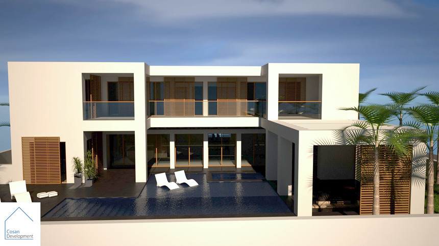 Villa Angelica - Model XL - Base Model -