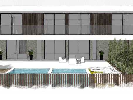 New design for a project in Bonaire l Alcudia l Mallorca