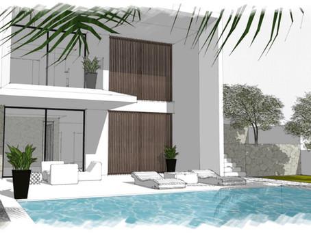 New concept design for a villa in EL Toro - Calvia - Mallorca