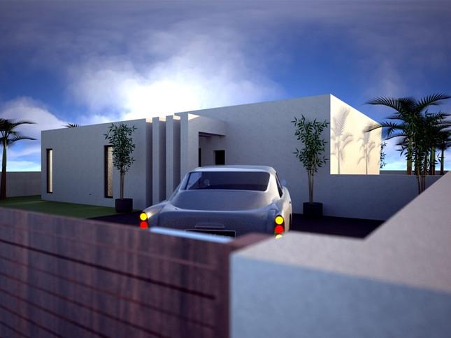 Pepita - Concept Model - Render 3 - Day.