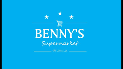 Benny's Supermarket