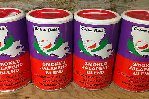 6 pack 8oz Smoked Jalapeno Blend