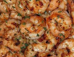 Garlic Blend Shrimp