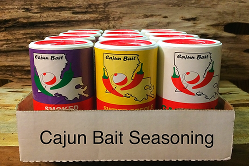 Mixed Case (3 Seasoning Blends)