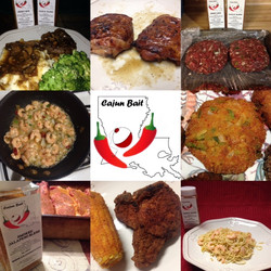 Cooking with Cajun Bait Dishes