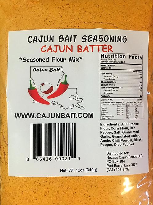 Cajun Batter