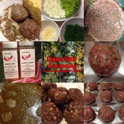 Cajun Meatball Stew