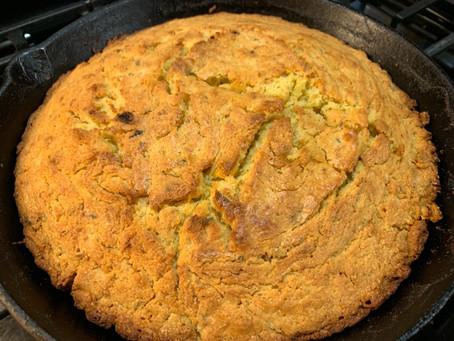 Sweet Creole Cornbread