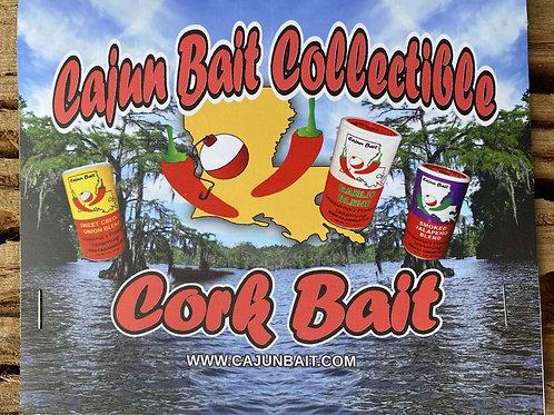 """Cajun Bait """"Cork Bait"""""""