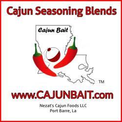 Cajun Bait Seasoning