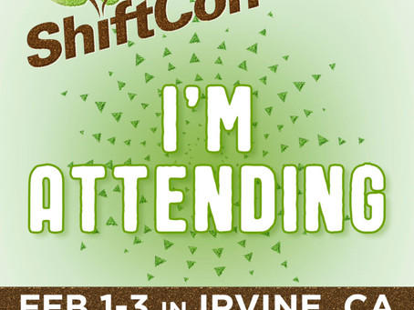 ShiftCon - 4 Years Strong