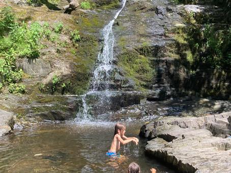 Cascade Falls Trail, Saco