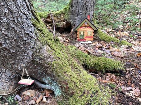 Gnome Homes at Pride Preserve, Westbrook