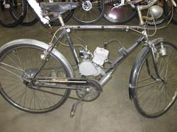 Dad's Old Bike