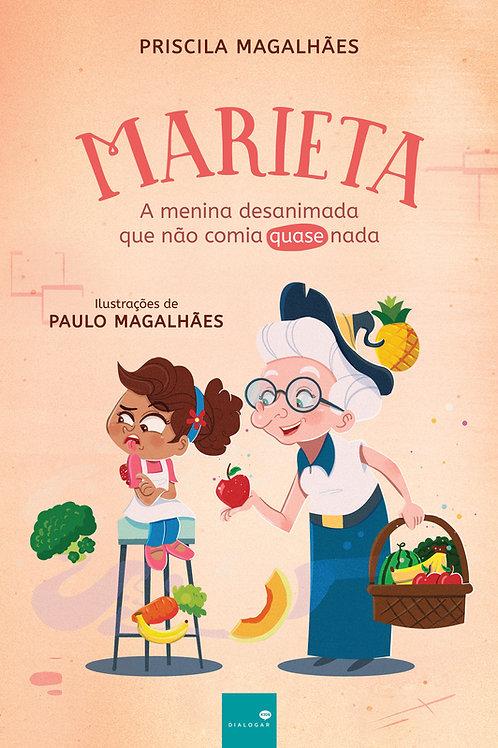 Marieta, a menina desanimada que não comia quase nada