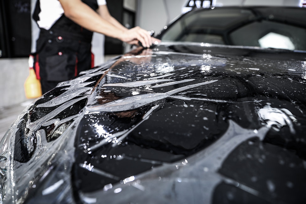 Paint Protection Film Services in Brentwood