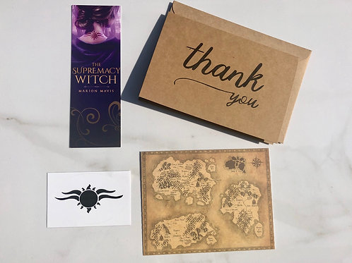 The Supremacy Witch: Swag Bag