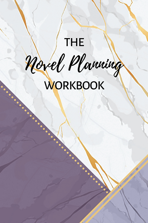 The Novel Planning Workbook