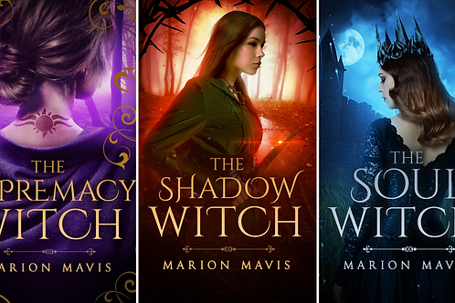 The Keepers of Magic Trilogy