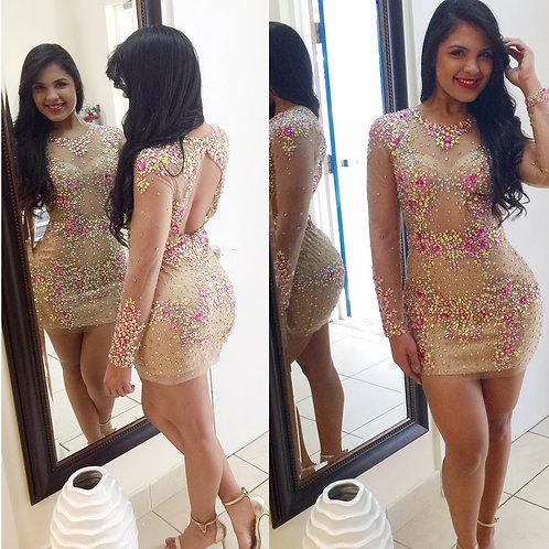 Bera Glamour Short Dress