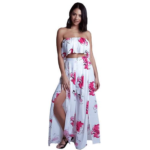 Gloria Floral Pant Set