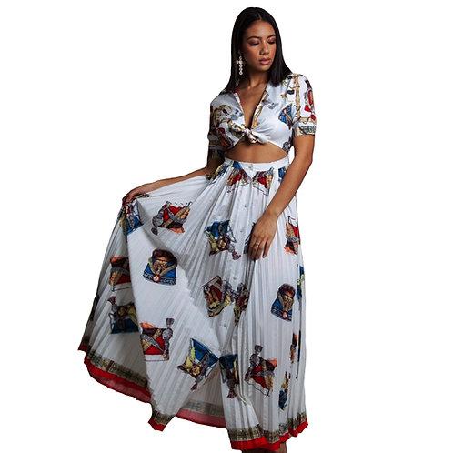 Mona Cutout Maxi Dress