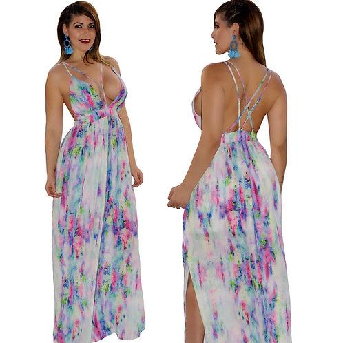 Ivette Summer Maxi Dress