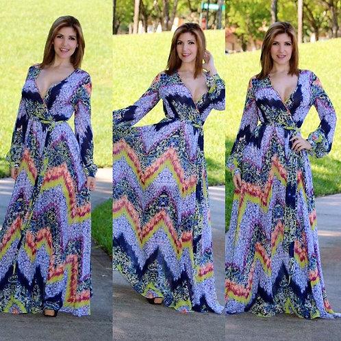 Carla maxi dress