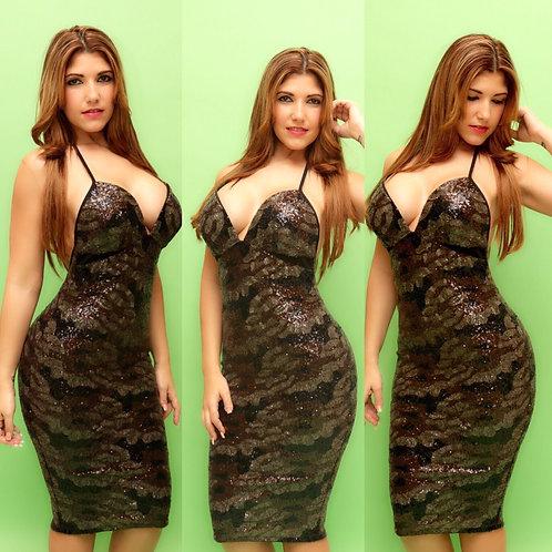 Hot Short Dress