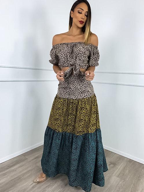 Danne Skirt Set